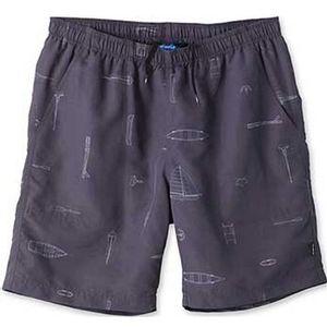 Kavu Men's Big Eddy Shorts - Maritime