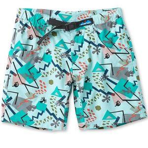 Kavu Men's Chilli Lite Shorts - Bananas
