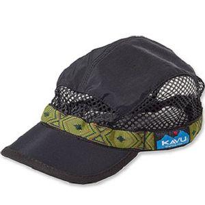 Kavu Trailrunner Cap - Black