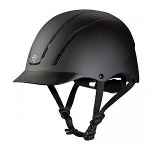 Troxel Spirit Helmet - Black Duratec