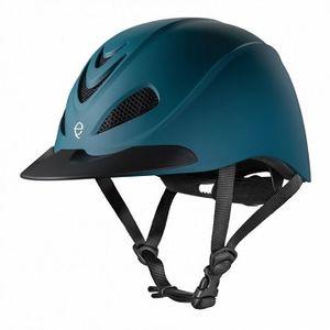 Troxel Liberty Riding Helmet - Bluestone Duratec