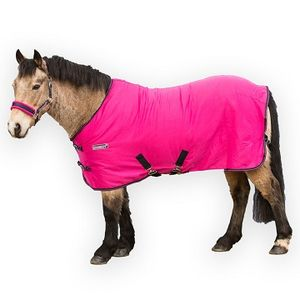 Loveson Stable Sheet - Pink/Navy/Pink