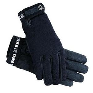 SSG All Weather Winter Lined Riding Glove