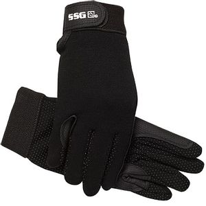 SSG Cotton Gripper Winter Gloves