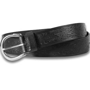 Carhartt Womens Tooled Belt - Black