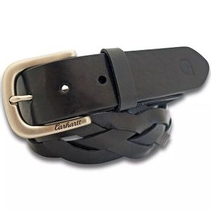 Carhartt Women's Rugged Braided Belt - Black