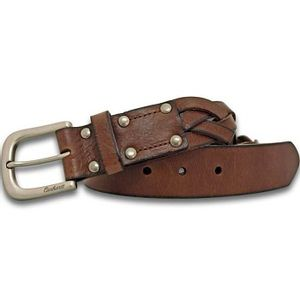 Carhartt Women's Rugged Braided Belt - Brown