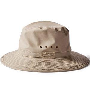 Filson Unisex Summer Packer Hat - Desert Tan