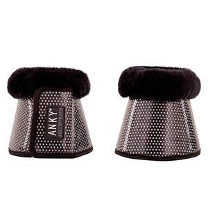 ANKY Climatrole Soft & Shiny Bell Boots- Black