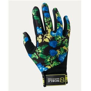 Noble Outfitters Perfect Fit Riding Glove - Blue Ribbon Floral
