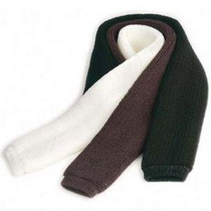 Terry Cloth Girth Sock - Black