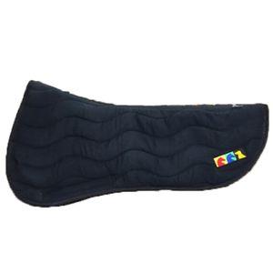 CoopersRidge D-Lite Dressage Half Pad - Black