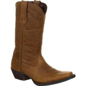 Durango Women's Brown Leather Western Boot