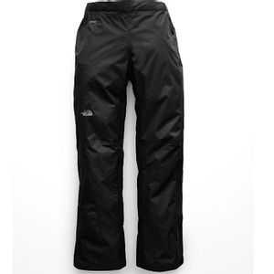 The North Face Women's Venture 2 Half-Zip Pants - Black