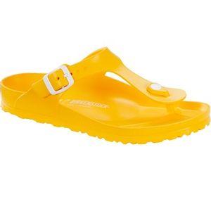 Birkenstock Gizeh Scuba Yellow EVA (1003525)