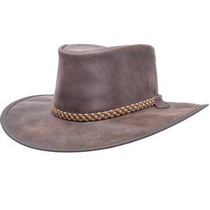 Head'N Home American Outback Crusher hat - Bomber Rust