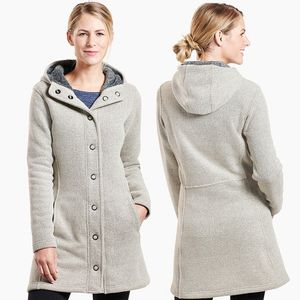 Kuhl Women's Spyrit Fleece Jacket - Natural