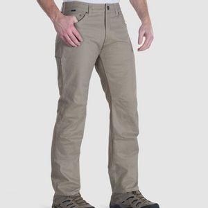 Kuhl Men's Free Rydr Pants - Stone Khaki
