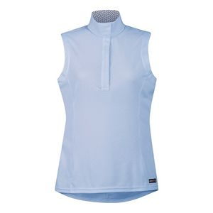 Kerrits Ladies Sleeveless Spectrum Show Shirt - Periwinkle