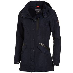 Schockemohle Dianna Waterproof Jacket - Ocean Blue