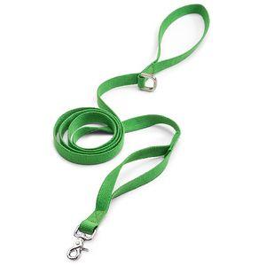 West Paw Strolls Dog Leash with Hemp - Greenery