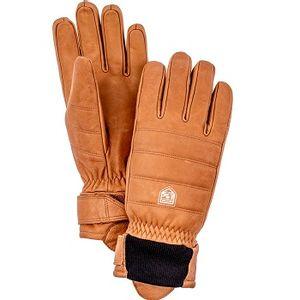 Hestra Alpine Leather Gloves - Cork