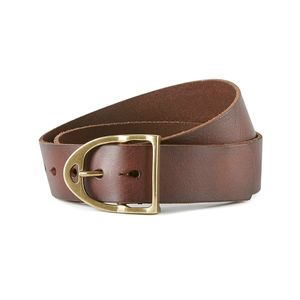 Ariat Stirrup Belt - Chocolate