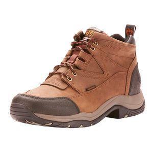 Ariat Men's Terrain H20 Paddock Boot - Distressed Brown