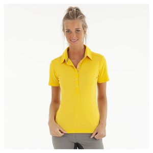 ANKY Essential Polo Shirt - Sunny Yellow