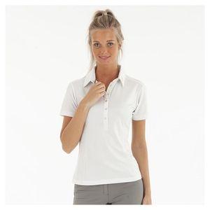 ANKY Essential Polo Shirt - Snow White