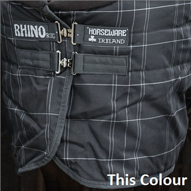 Rhino-150g-Stable-Hood---Charcoal-White-Check-with-Charcoal-228614
