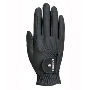 Roeckl Roeck-Grip Pro Riding Glove - Black