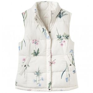 Joules Ladies Holbrook Cream Vest