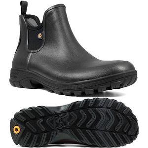 Bogs Men's Sauvie Chelsea Boots - Black