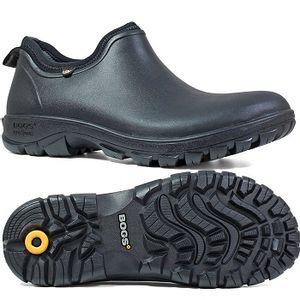 Bogs Men's Sauvie Slip-on Clogs - Black