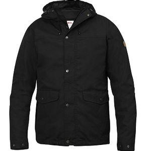 Fjallraven Men's Ovik 3 in 1 Jacket - Black