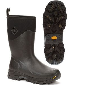 Muck Boots Men's Arctic Ice Mid AG Boots - Black