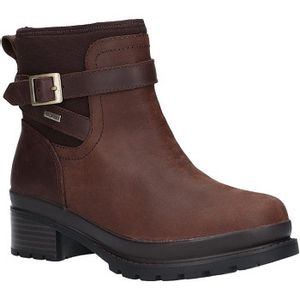 Muck Boots Women's Liberty Ankle Leather Boots - Brown