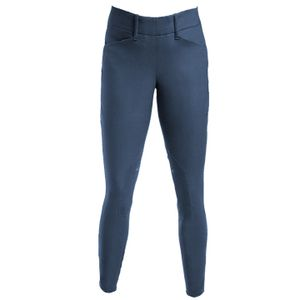Grand Prix Child's Hampton II Low Rise Classic Breech - Ocean