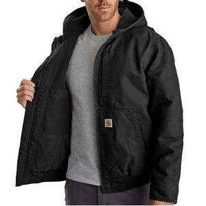 Carhartt Men's Full Swing Armstrong Active Jacket - Black
