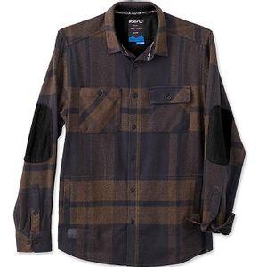 Kavu Men's Baxter Shirt - Earth