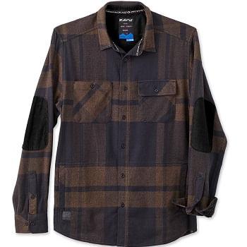 Kavu-Men-s-Baxter-Shirt---Earth-229502