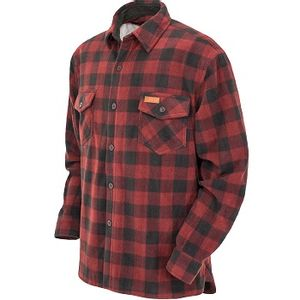 Outback Trading Men's Big Shirt - Rust