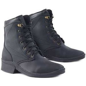 Ovation Glacier Winter Paddock Boots - Black