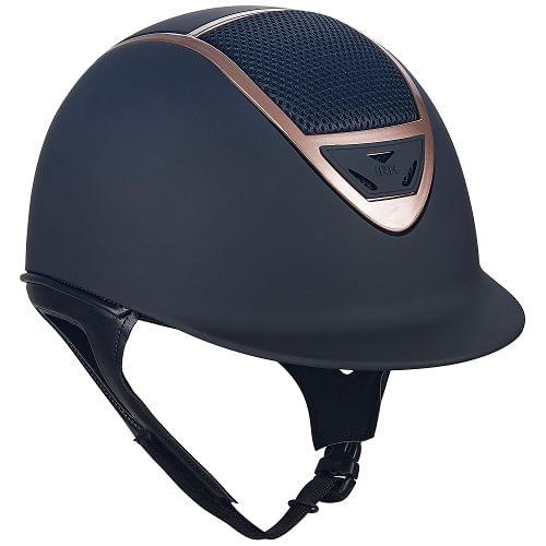 IRH-IR4G-XLT-Riding-Helmet---Matte-Black-w-Rose-Gold-Vent-15859