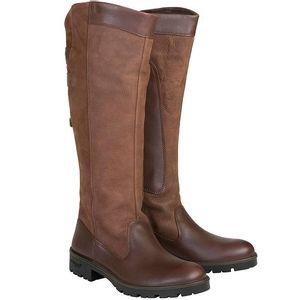 Dubarry Women's Clare Country Boot - Walnut