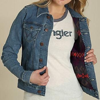 Wrangler-Women-s-Lined-Denim-Jacket-229903