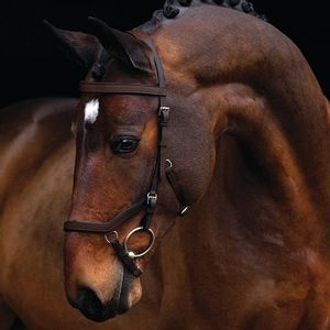 Rambo Micklem Competition Bridle - Brown