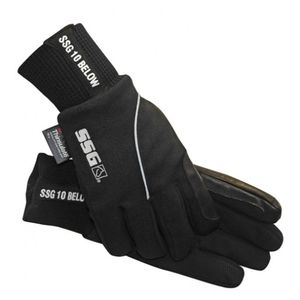 SSG 10 Below TSF Riding Gloves - Black