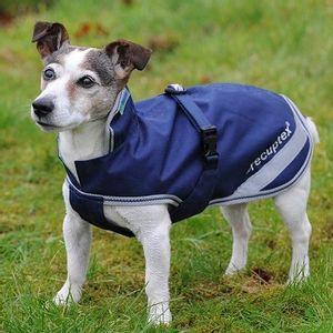 Bucas Recuptex Dog Rug - Navy
